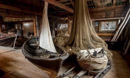 Kvarkens Båtmuseum –II