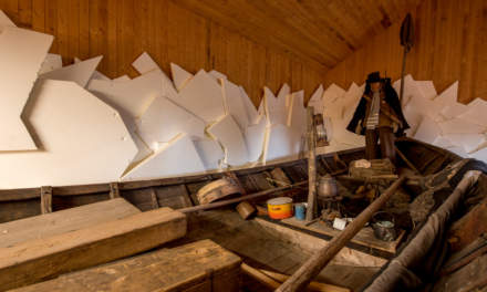 Kvarkens Båtmuseum –sealing II