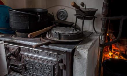 Stundars – the oven