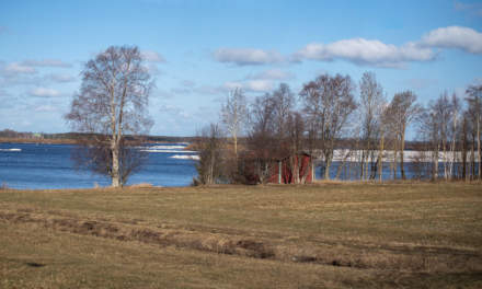 Along the Torneälven