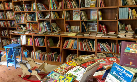 2nd hand children books, Simrishamn