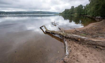 Öresjö –hidden bay