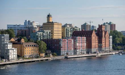 Stockholm ahead