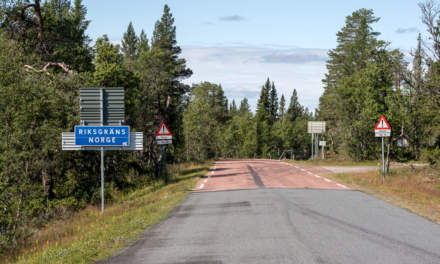 Norwegian border I