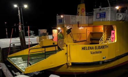 Helena Elisabeth is arriving