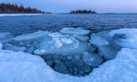Ice rim I