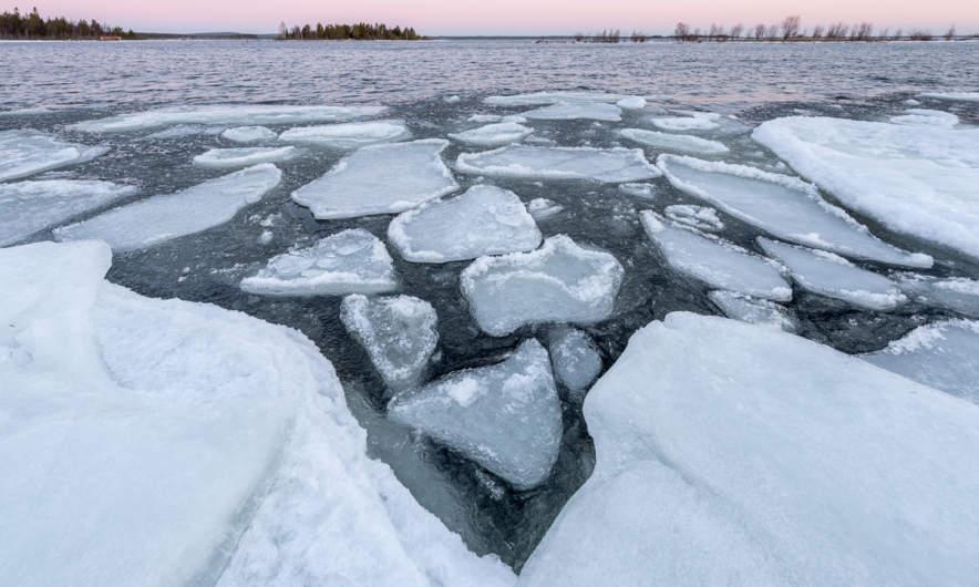 Ice rim III