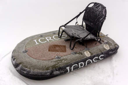 An ICROSS (partially inflated)