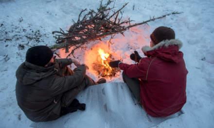 Campfire III –Arne and Jonas