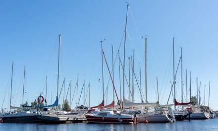 Bredvik boat harbour