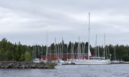 Bredvik, the boat harbour