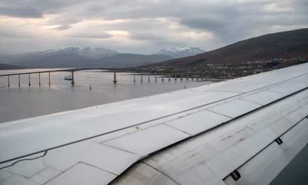 Arrival in TromsøII