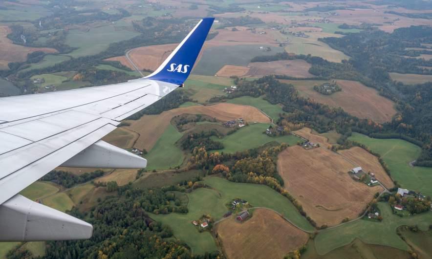 Departure Oslo