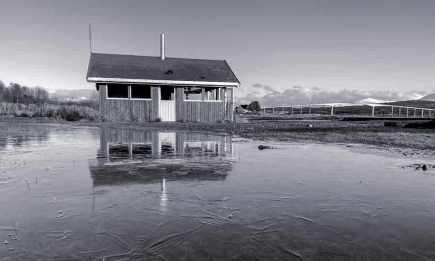 Tromsøb/w – Cabin II