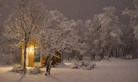 October snow in Tromsø I