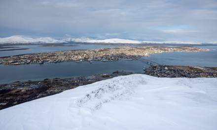 Tromsø from above