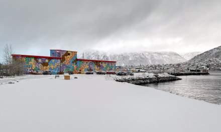 """""""Pengebingen"""", Tromsø"""