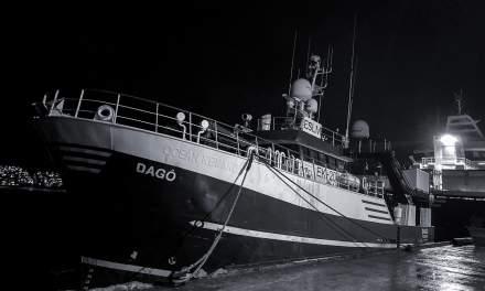 Way from work III –The same ship again