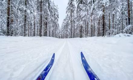 Ski premiere on Olles Spår