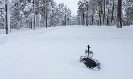 Tavelsjö cemetery