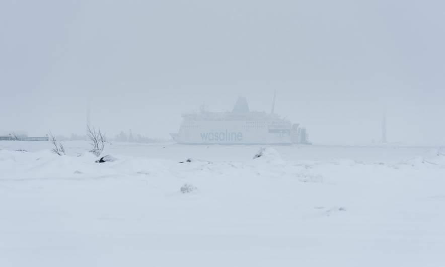Wasaline ferry (Holmsund—Vaasa)