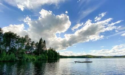 Bathing lake I