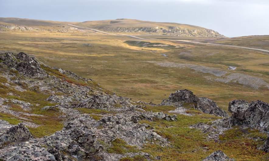 Wide Varanger view