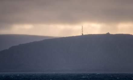 Hamningberg mast