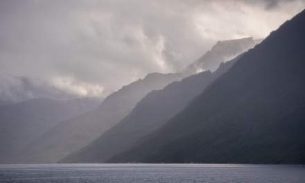 Mountain layers II