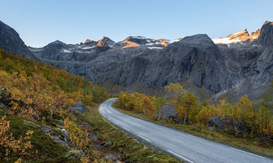 Road to Tromvik II