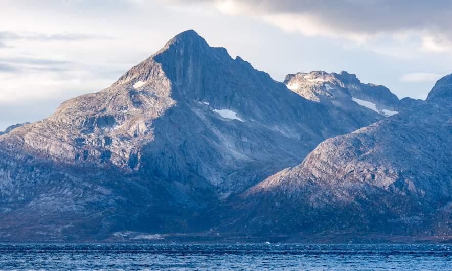 Behind the Kaldfjorden