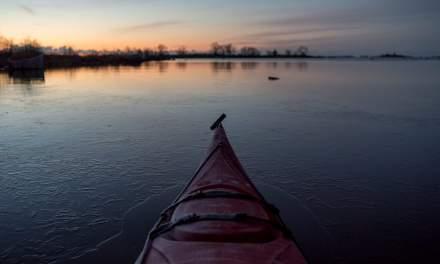 Morning paddling I