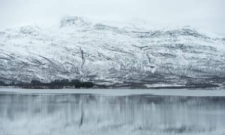 Mountain reflection I