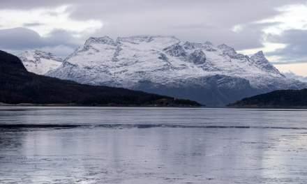 Mountain reflection II