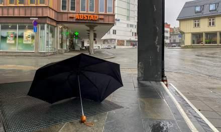 Rain in Tromsø I
