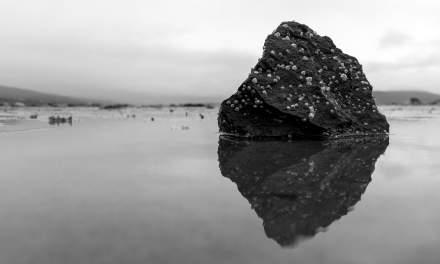 Stone reflection